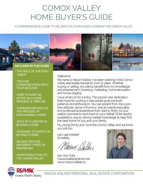 Comox-valley-realtor-guide-home-buying